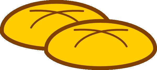 Bread clipart 6