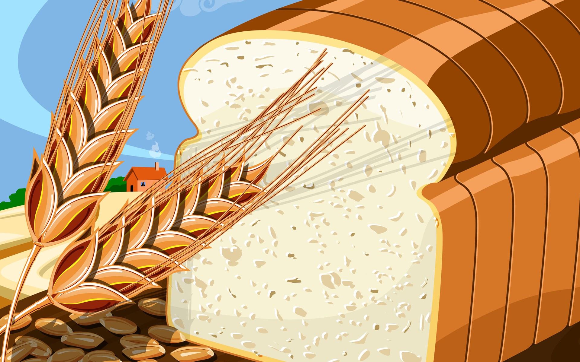 Bread clipart 9
