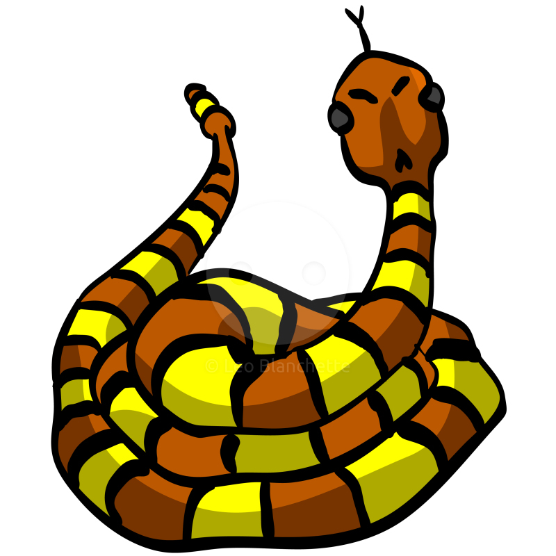 Cartoon snakes clip art page 2 snake images clipart free 3