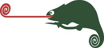 Chameleon clipart by megapixl 2