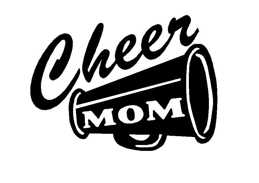 Cheer megaphone cheerleader megaphone clipart 3