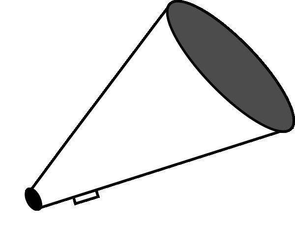 Cheer megaphone image of cheerleader megaphone clipart 7 cheer clip