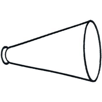 Cheer megaphone megaphone clipart 3