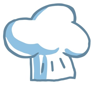 Chef hat clip art hostted