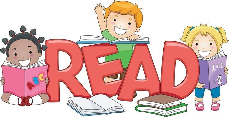 Child reading clip art webnode