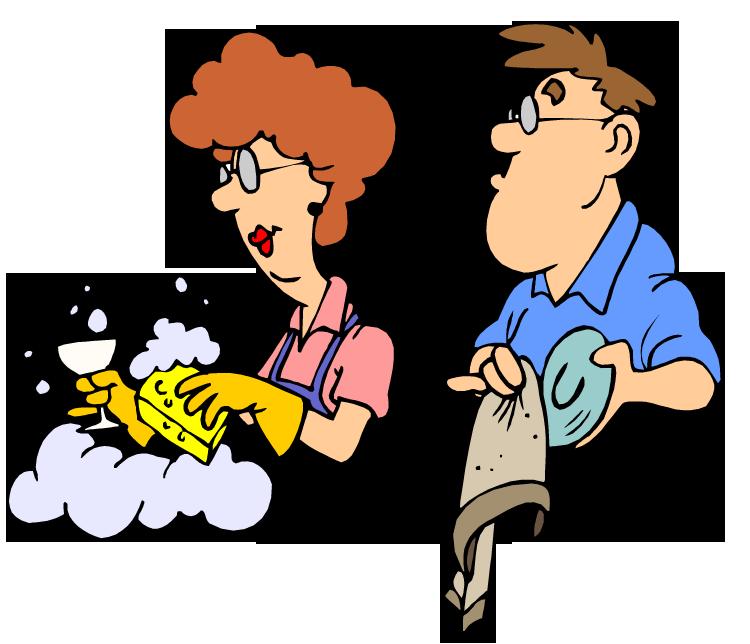 Chores clipart 4