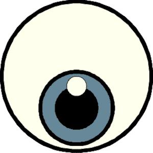 Clip art brown eyes clipart
