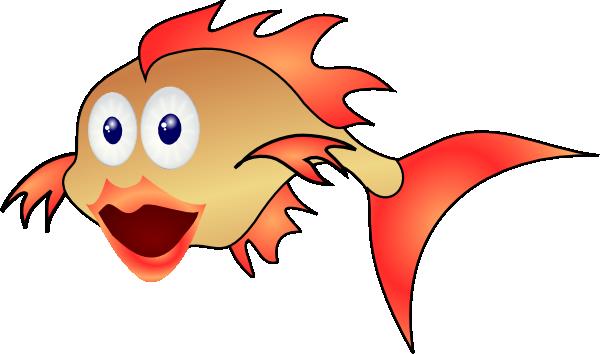 Clip art for fish clip salmon clipart image