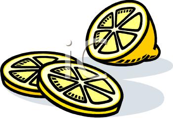 Clip art lemon pudding clipart