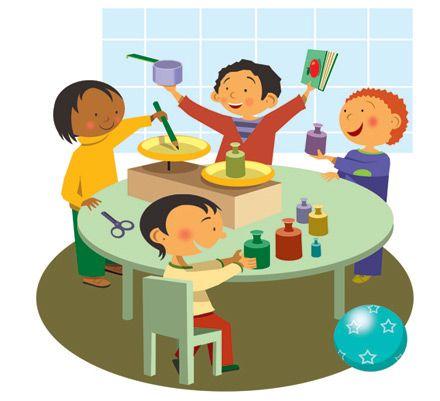 Clip art preschool clipart 7