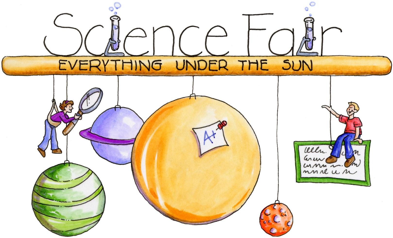 Clip art school science clipart 4