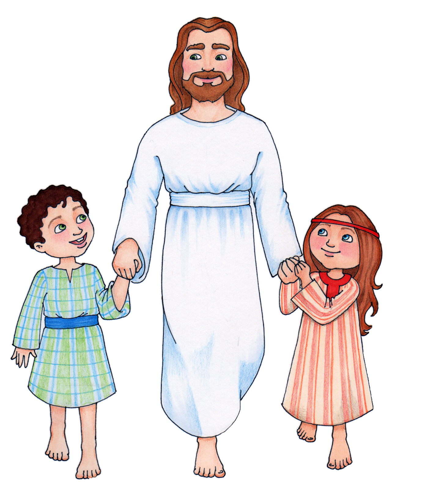 Clipart of jesus clipart 4