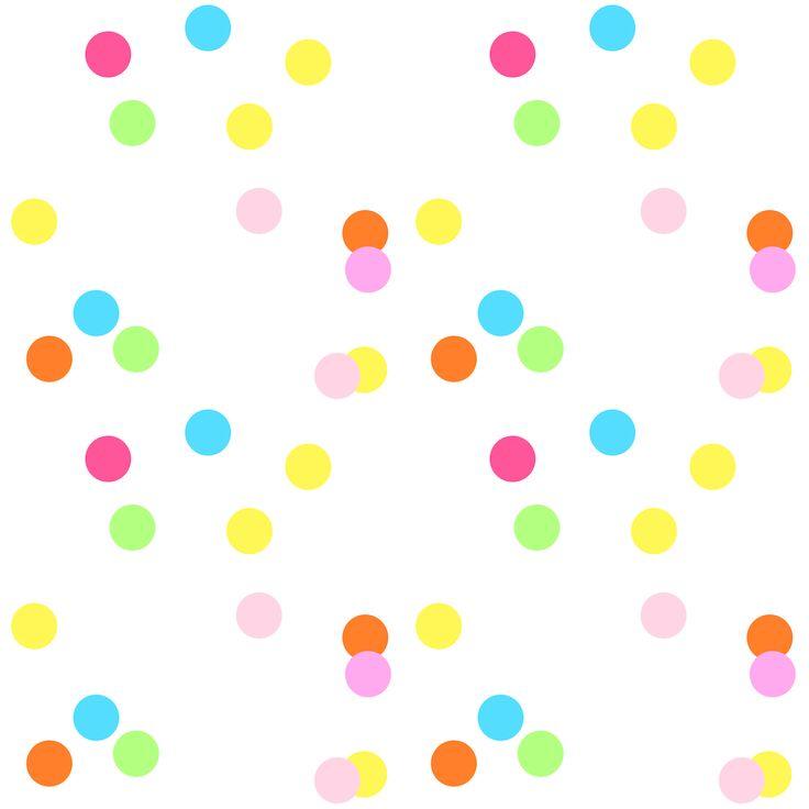 Confetti clipart 4