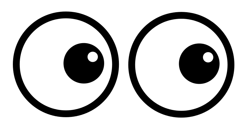 Eyeball eyes clipart free images image 2