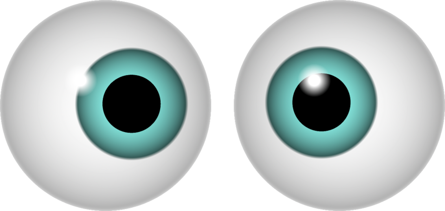 Eyes cartoon eye clip art clipart image 0 5