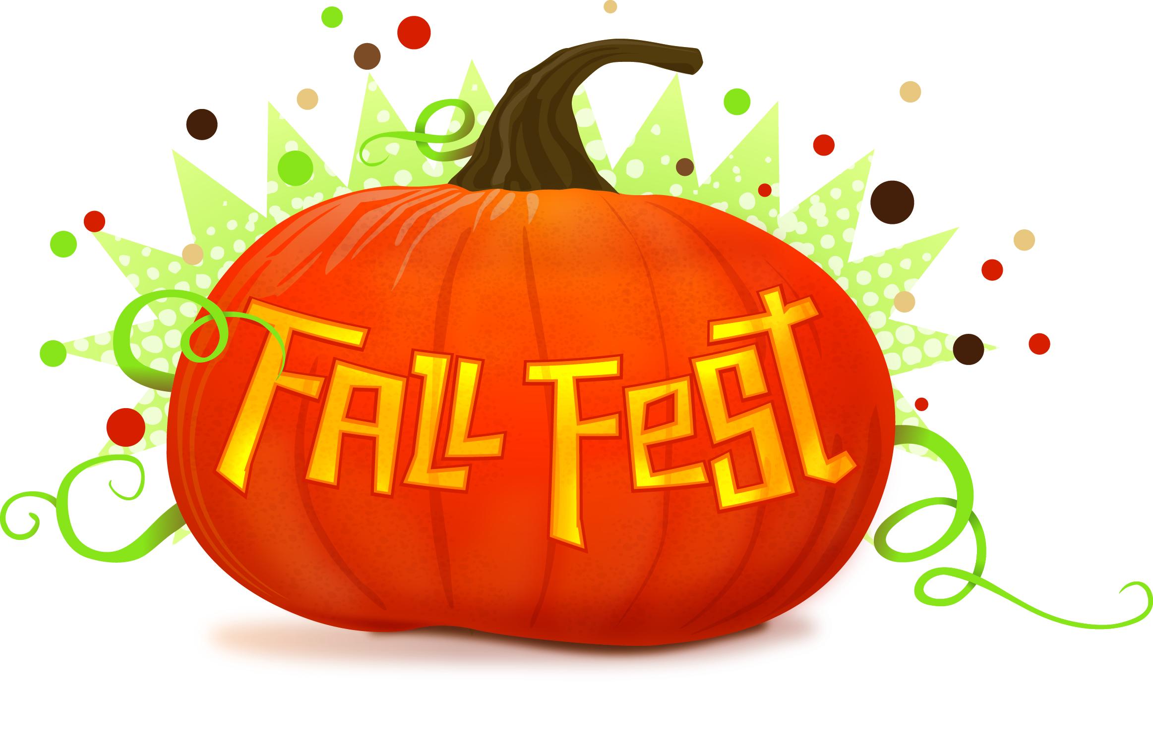 Fall festival clipart 4