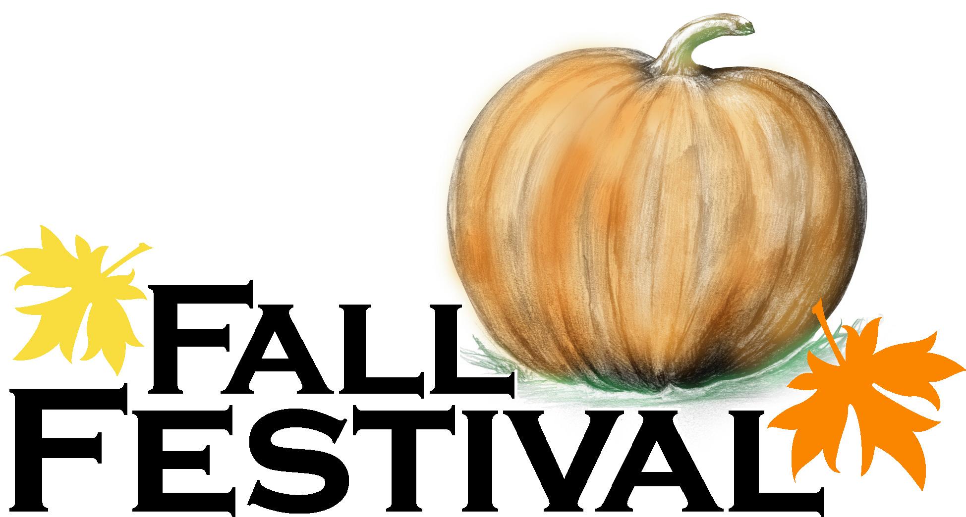 Fall festival fall family festival clipart