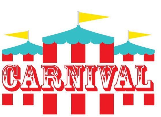 Fall festival fall school carnival clipart