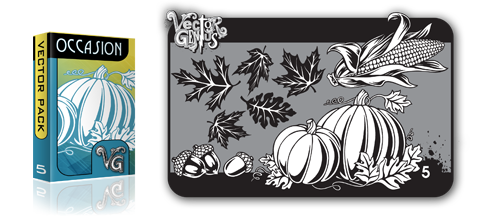 Fall festival vector pack vector genius clipart