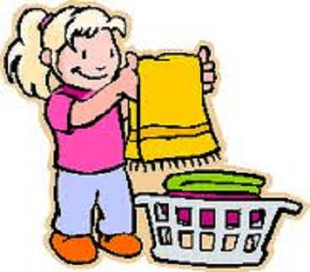 Free clip art children chores clipart images 2