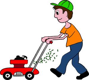 Free clip art children chores clipart images 3