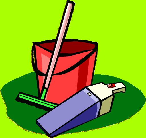 Free clip art children chores clipart images