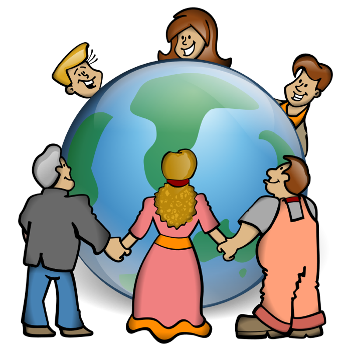 Free earth and globe clipart 2