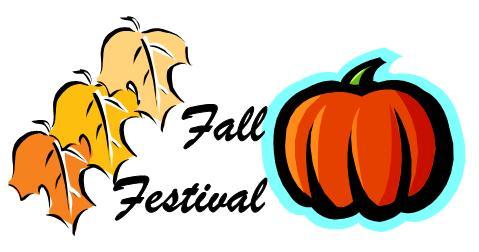 Free fall festival clip art clipart
