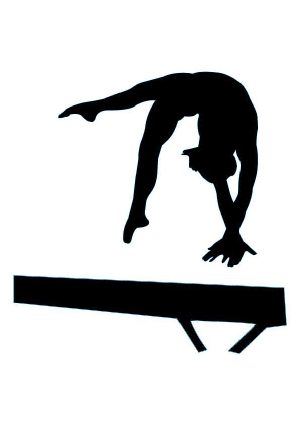Free gymnastics clipart pictures 3