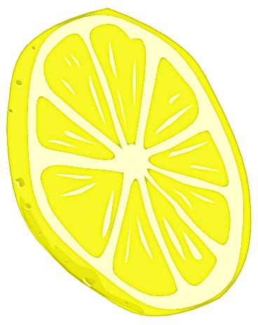 Free lemon clipart 1 page of clip art 2