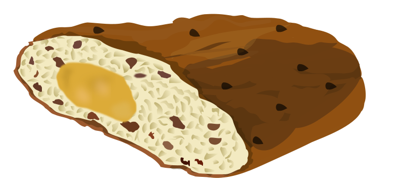 Free loaf of bread clip art