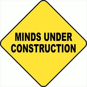 Free minds under construction clipart graphics