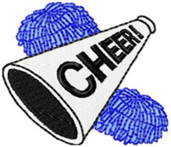 Free printable clip art cheer megaphone clipart