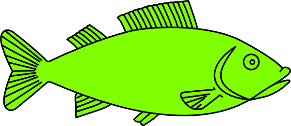 Free salmon clipart 1 page of clip art image 2