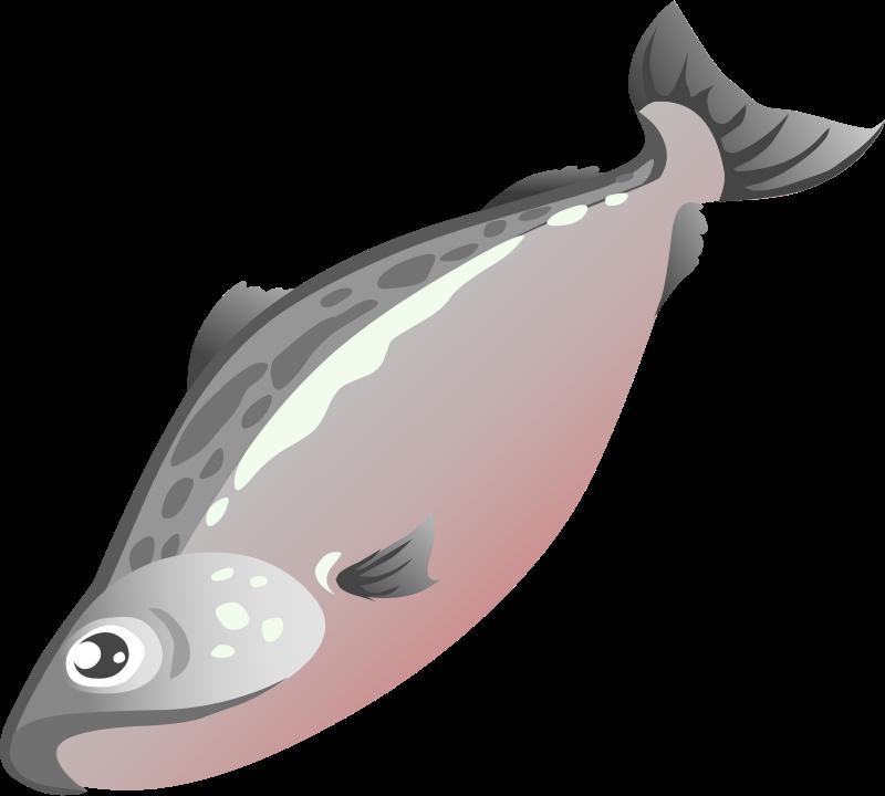 Free salmon food clip art