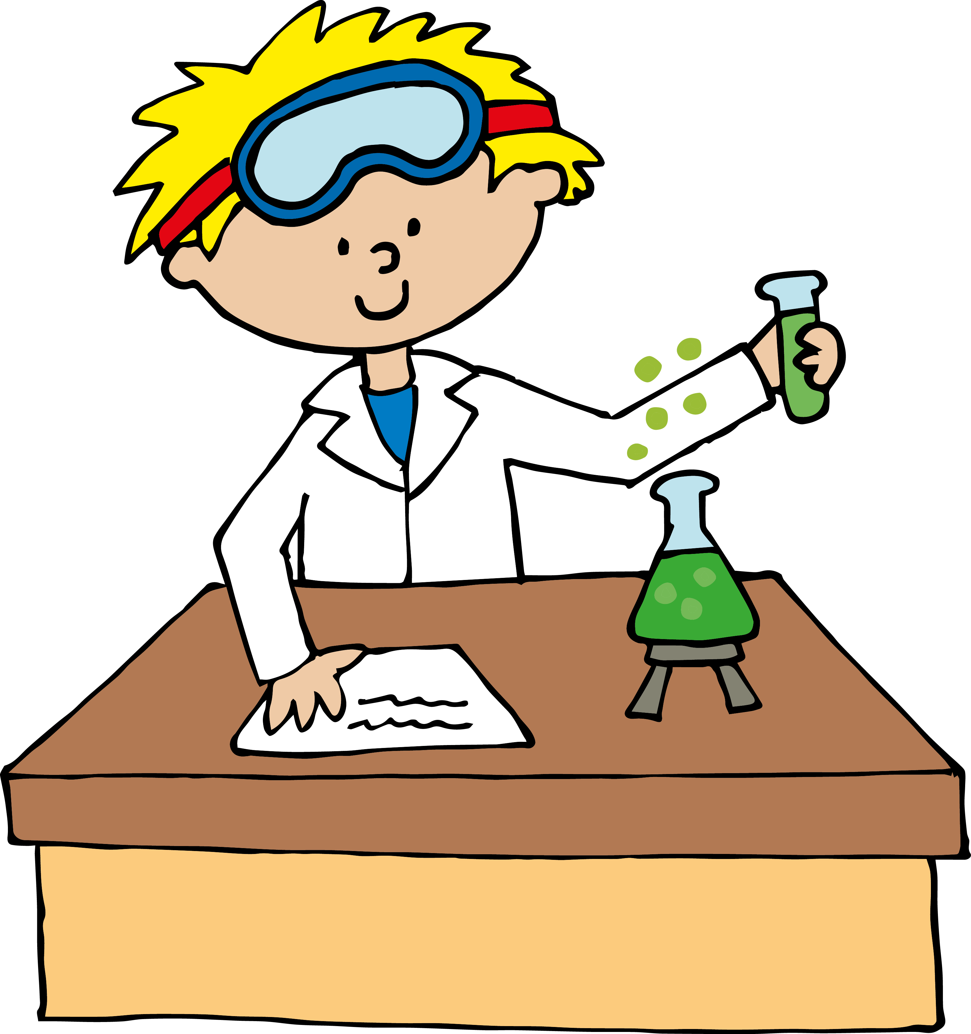 Free science clip art clipart 3