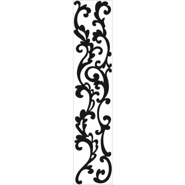 Free scrollwork clipart 2
