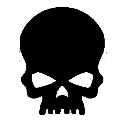 Free skull clip art 2