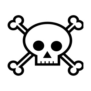 Free skull clip art pictures 2