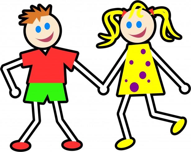 Friend clip art boys free clipart images 3