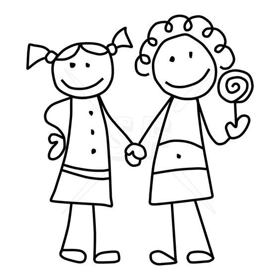 Friends clip art free clipart images 6