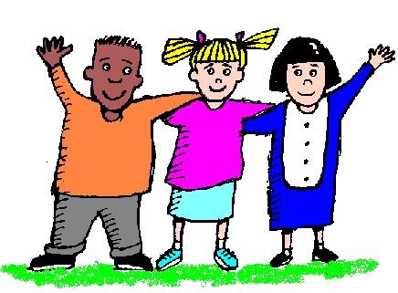 Friends clip art free clipart images 8