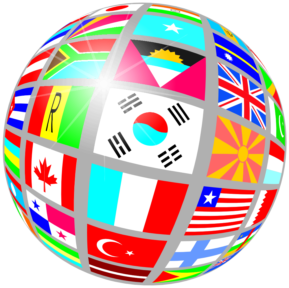 Globe clip art free clipart images 6