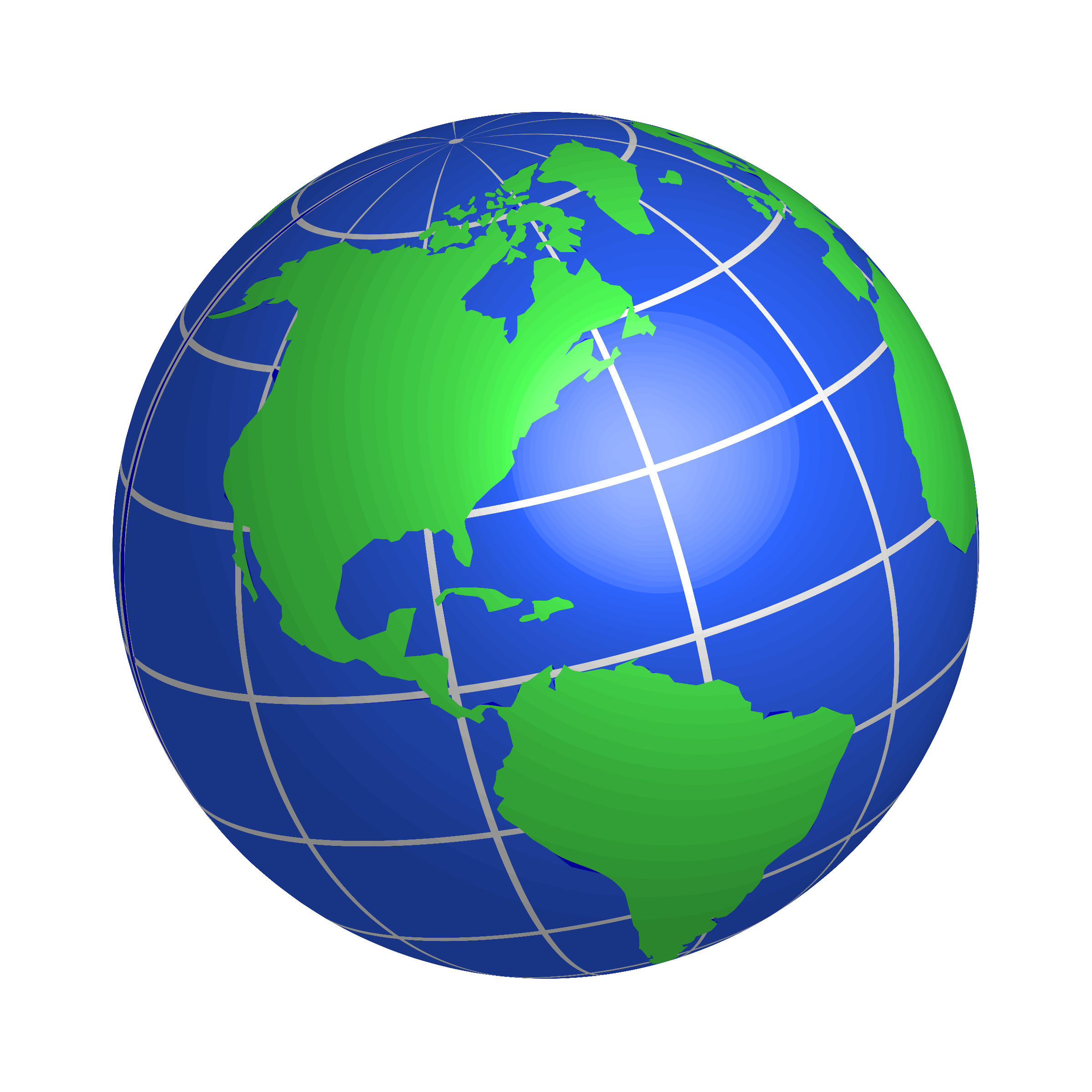 Globe clipart free images 3