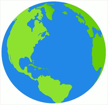 Globe free earth clipart graphics images and photos