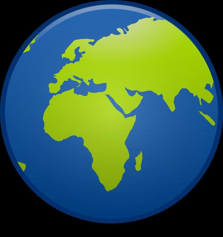Globe free to use clip art