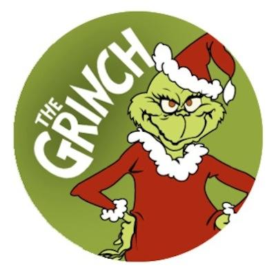 Grinch clipart 2