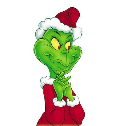 Grinch clipart 4