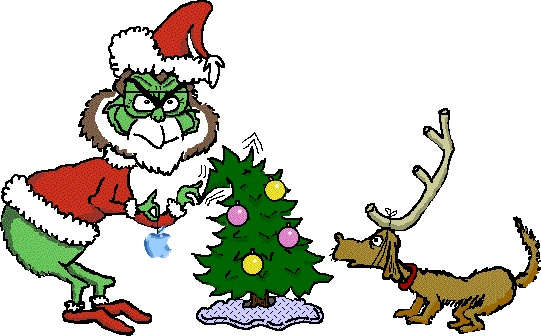 Grinch clipart free clipart images 3