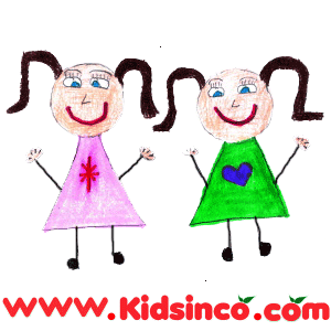 Group of girl friends clipart free images 2